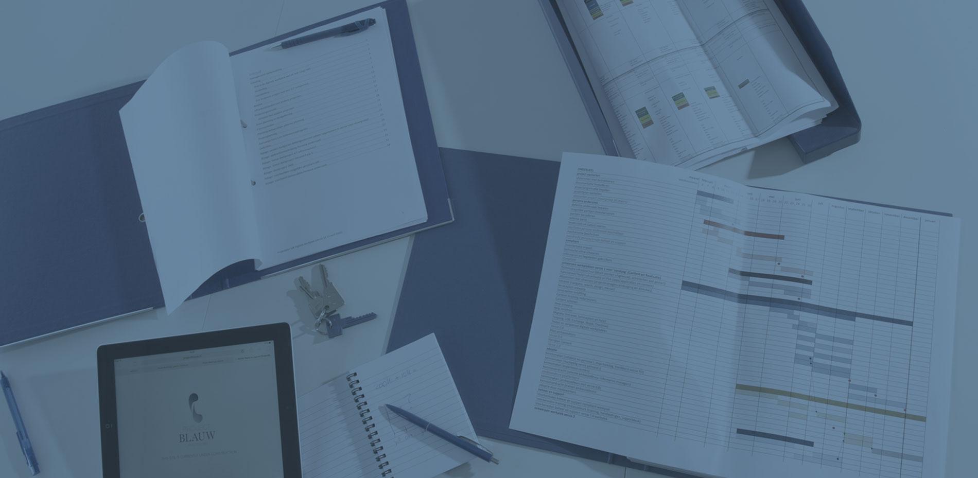 afgesproken kwaliteit, op tijd en binnen budget